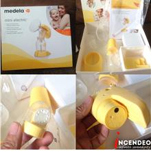 **incendeo** - medela Swiss Mini Electric Breast Milk Pump