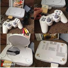 **incendeo** - SONY Playstation PSONE Game Console SCPH-103
