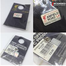 **incendeo** - Official LIVERPOOL Football Club Street Sign Badge 2013