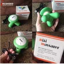 **incendeo** - Mini USB Massager