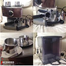 **incendeo** - LeBenssTIL Kollektion Stainless Steel Coffee Machine