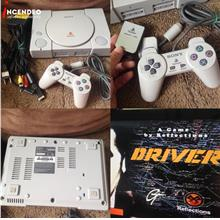 **incendeo** - SONY Playstation Classic Game Console