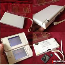 **incendeo** - Nintendo DS Lite NDSL White Game Console