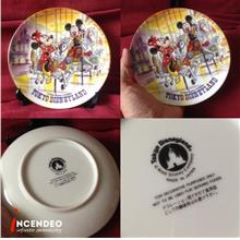 **incendeo** - TOKYO DISNEYLAND Mickey and Minnie Porcelain Plate