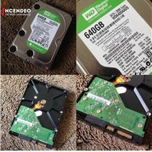 "**incendeo** - WESTERN DIGITAL 640GB 3.5"" SATA Hard Drive WD6400AADS"