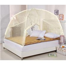 READY STOCK! Bed 2 Door Zika Mosquito Net Bed Canopy Kelambu