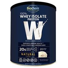 [Free shipping]Biochem Ultimate 100% Whey protein, Natural, 24.6-Ounce Can