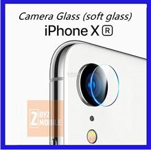 Soft Glass Camera Glass for Apple iPhone XR (ready Stock)