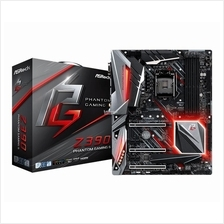 # ASROCK Z390 Phantom Gaming 6 ATX Motherboard # LGA 1151