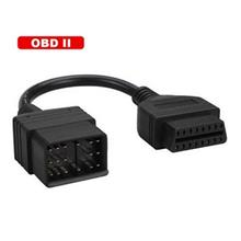 OBD OBD2 16 Pin to 17 Pin Diagnostic Cable for Toyota