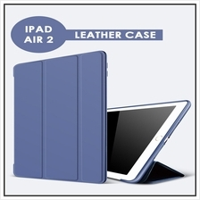 iPad Air 2 Protective Cover Shell Flat Leather