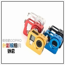Gopro Hero 4 Accessories Dog Cage Sports Camera