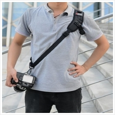 Professional Shoulder Quick Gunner Camera Strap