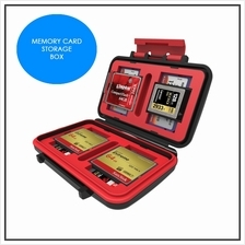 Multifunction Memory Card Storage Protection Box