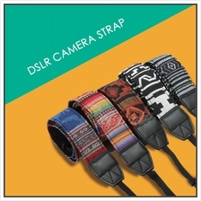 Universal DSLR Camera Shoulder Strap