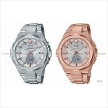 CASIO MSG-S200D MSG-S200DG Baby-G G-MS ana-digi solar SS bracelet