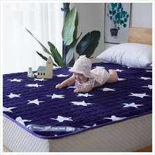 Tatami Mattress Thickened Bed Pad Queen Size