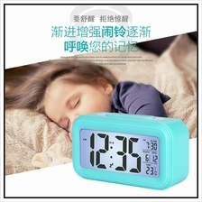 New Upgrade Version Smart Clock Electronic Alarm Clock Creative LED Clock