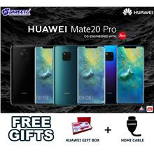 Huawei Mate 20 PRO (CNY 2019 DEAL) + 6 FREEBIES WORTH MORE THAN RM1000