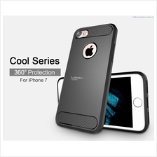 USAMS Cool Series iPhone 7 7 Plus 360 Protection Back TPU Case Cover