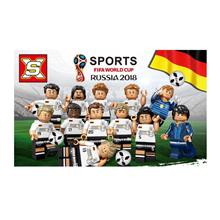 FIFA World Cup Russia 2018 Team Germany Mini Figures (12pcs)