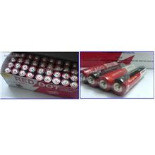 RED DOT Extra AA 40 PCs Batteries Clearance Sale.RM40 value!