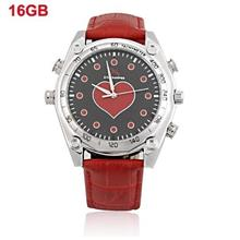 Stylish Women Watch with hidden Camera/Recorder (WCH-27B).