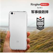 RingKe Anti Drop Silicone Casing Case Cover for Xiaomi Mi 5