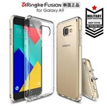 Silicone Transparent Casing Case Cover for Samsung A9 & A9 Pro (2016)
