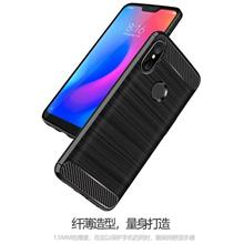 Anti Fingerprint Case Xiaomi Redmi 6 Pro, A2 Lite Cover Rugged Armor C