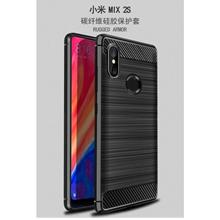 Anti Fingerprint Case Xiaomi Mix 2S Cover Rugged Armor Casing