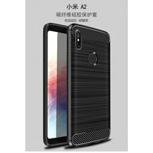 Anti Fingerprint Case Xiaomi A2,6X Cover Rugged Armor Casing