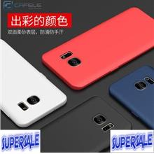 Samsung S6/6+/S7/S7 Edge soft silicone ultra thin case