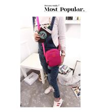 New Canvas Crossbody Purse for Women, Adjustable Shoulder Strap Handba