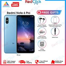 Xiaomi Redmi Note 6 Pro (3GB/32GB) + 4 Free Gift Worth RM109