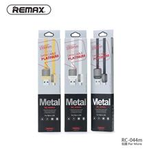 Authentic REMAX RC-044m Platinum Micro USB Data Cable Samsung Note 4 5