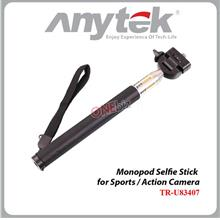 Anytek Monopod / Selfie Stick for Action Camera - TR-U83407