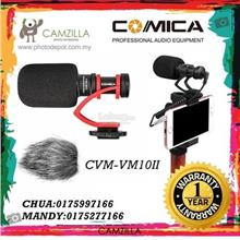 COMICA MICRO COMPACT DIRECTIONAL CONDENSER MICROPHONE CVM-VM10 II