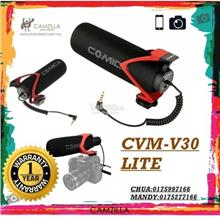 COMICA DIRECTIONAL CONDENSER SHOTGUN VIDEO MICROPHONE CVM-V30 LITE