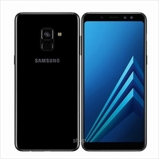 [Sale] Samsung Galaxy A8 (2018) Black 5.6-Inch [32GB] 4GB 16MP+16MP Smartphone)
