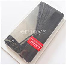 BLACK Smart View Function Flip Case Cover for Huawei Mate 9 Pro  5.5