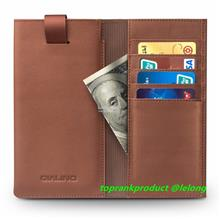 Samsung Galaxy S8+ Plus Flip Card Slot Cow Leather Case Cover Casing