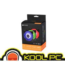 * ID-Cooling DF-12025-RGB Case Fan (IDC-DF-12025-RGB)