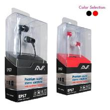 AVF EPS7 Premium Sound Stereo Earphone with Hand-free function