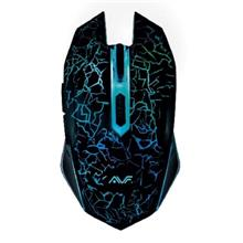 AVF Gaming Gear Zoom 1 Wired 6D Optical Mouse (1000dpi) USB AGG-Z01