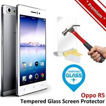 Premium Protection Oppo R5 Tempered Glass Screen Protector