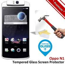 Premium Protection Oppo N1 Tempered Glass Screen Protector