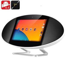 3 in 1 Tablet PC+Bluetooth Speaker+Android TV Box (TP-10A).