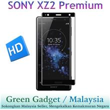 SONY XZ2 Premium Full Glue Screen Protector 3D Tempered Glass