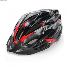 Cycling Mountain Bicycle Racing Adult Bike Safety Helmet with Visor
